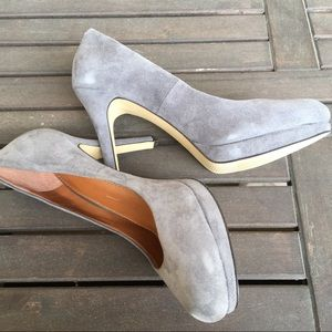 New! Banana Republic Kristen Suede Heels